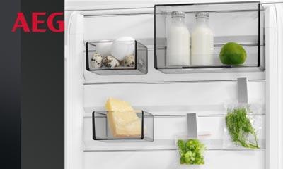 Aeg Kühlschrank Laut : Aeg: kühlschrank mit customflex elektriker sendenhorst wiela